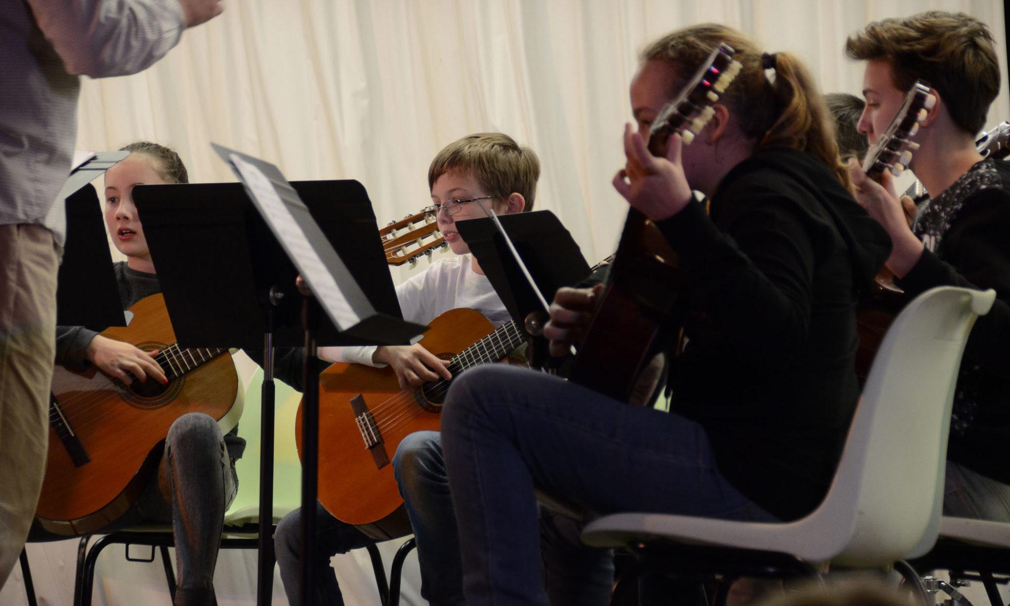 École de musique Camille St-Saëns